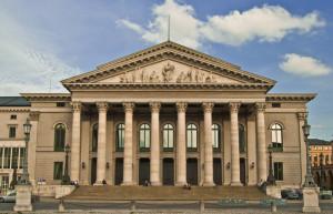 Национальный театр на площади Макса-Иосифа
